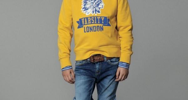 Pepe Jeans Junior autunno inverno 2013