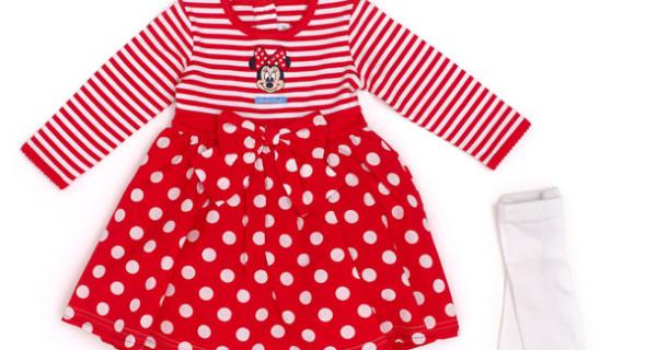 Disney Store presenta abiti, accessori e peluche della linea Baby