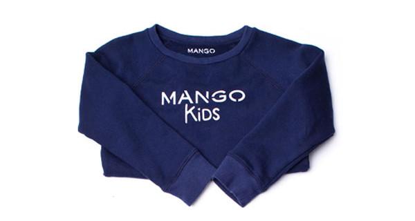 Mango presenta la linea Kids per bambini dai 3 ai 12 anni