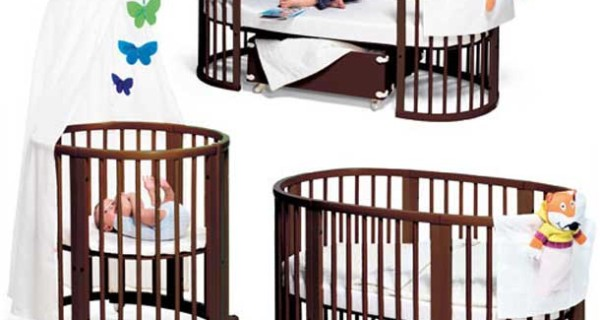 Sleepi by Stokke, il lettino che cresce insieme a vostro figlio