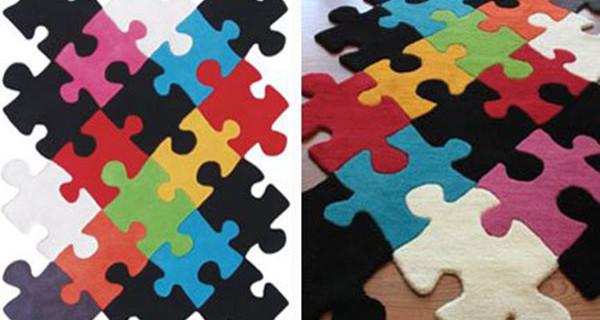 Il soffice tappeto Puzzle