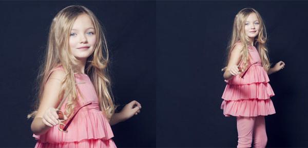 Aletta presenta Cherie, la collezione per le bambine moderne