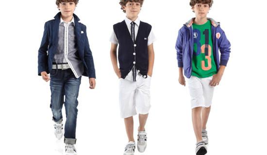 La collezione Bikkembergs Kids per i bambini vivaci e dinamici