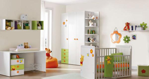 La cameretta di Winnie The Pooh, il sogno dei bambini diventa realtà