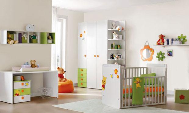 La cameretta di Winnie The Pooh, il sogno dei bambini ...