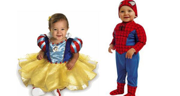 Carnevale, quale costume scegliere per i vostri bimbi?