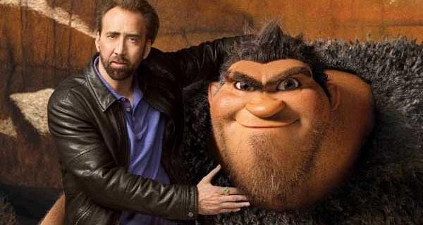 I Croods, in arrivo il nuovo film della Dreamworks con Nicolas Cage