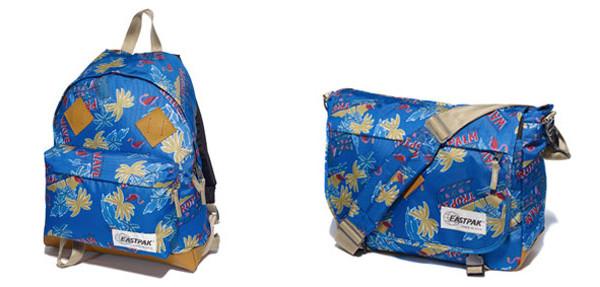 Eastpak presenta i nuovi zaini. La collezione Returnity Made in USA