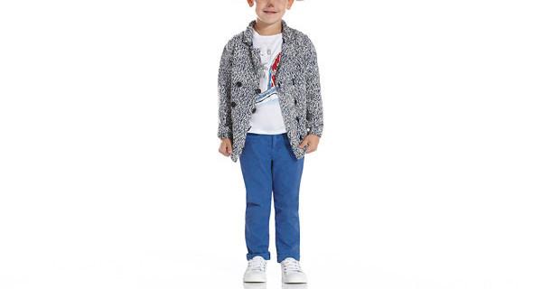 Total look Gucci per i bambini di stile