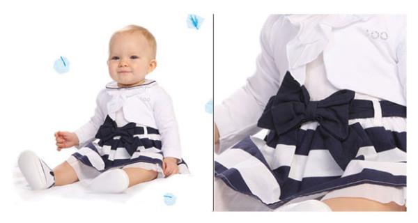 I Do by Miniconf, gli abiti di qualità per il bebè