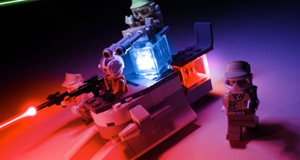 Mattoncini Lego che si illuminano. Prezzo e caratteristiche