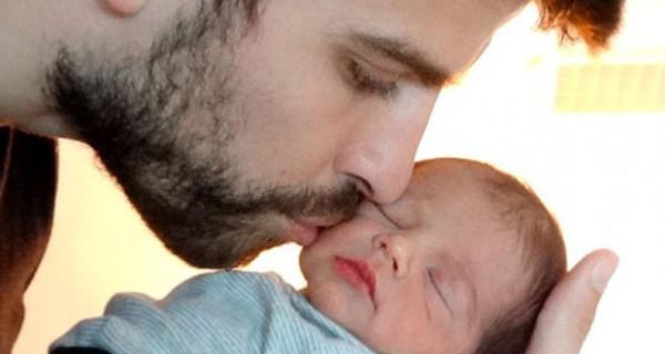 Milan, il figlio di Shakira e Gerard Piqué