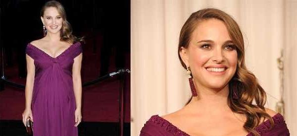 L'alta moda che diventa Premaman, l'abito da Oscar di Natalie Portman