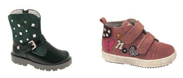 Naturino, le nuove scarpe per l'inverno dall'effetto vintage