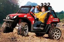 Fuoristrada per bambini: Peg Perego presenta la nuova Polaris Ranger RZR