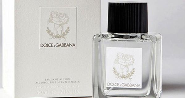 Il profumo per bambini firmato Dolce & Gabbana