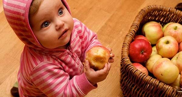 Omogeneizzati di frutta e verdura fatti in casa. La ricetta
