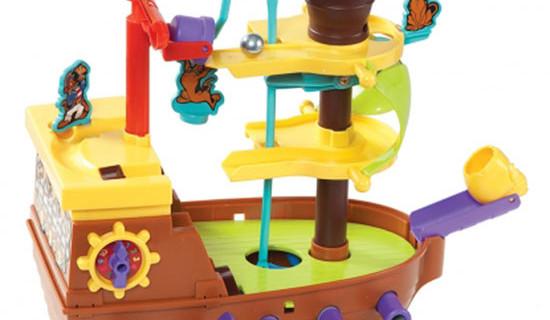 Trappola sul Galeone, il gioco da tavola di Scooby-Doo