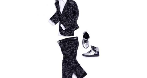 Versace Young, la collezione autunno-inverno dedicata ai bambini