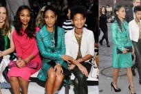 Willow, la figlia di Will Smith, icona fashion a 12 anni