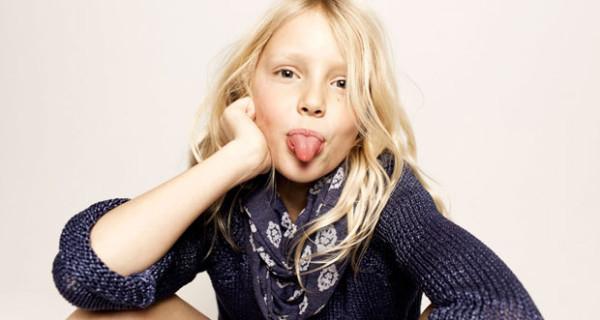 Zara Kids, la maglia low cost per la vostra bambina