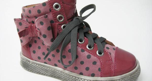 Zecchino D'Oro, le scarpe della collezione AI 2013-2014