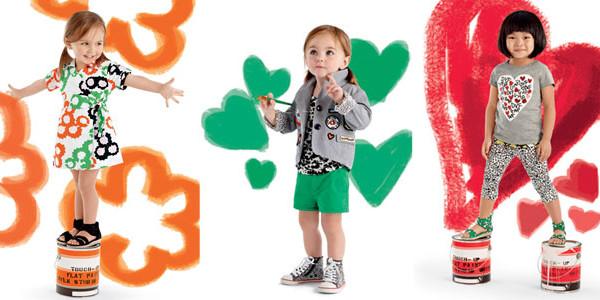 Gap e Diane Von Furstenberg insieme con la seconda collezione per bambini