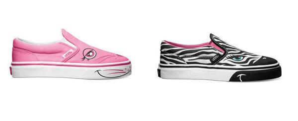 Vans Classic Kids, le scarpe della collezione SS13 per i bambini