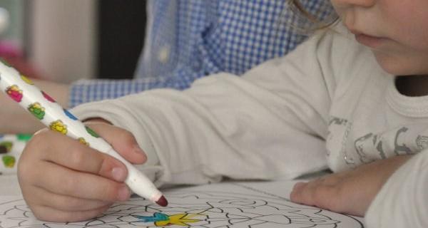 Blocco da disegno per bambini e bambine, crescere disegnando