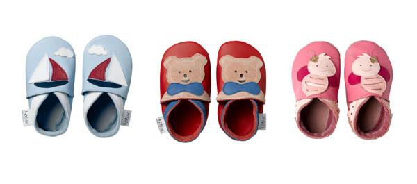 Bobux, le scarpine per bambini che accompagnano la crescita