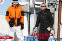 Antonella Clerici e la figlia Maelle protagoniste della copertina di Fama [Foto]