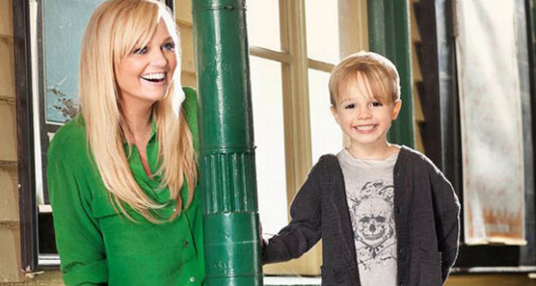 Emma Bunton, ex Spice Girls, lancia una linea di abbigliamento per bambini. Testimonial il suo bimbo