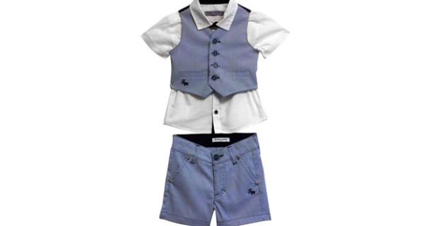 Frankie Morello Toys presenta l'abito da cerimonia per neonati della collezione PE2013