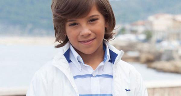 Harmont & Blaine Junior, abiti classici ed eleganti per bambino