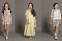 Ki6?, la collezione PE 2013 per bambine dall'atmosfera romantica e easy