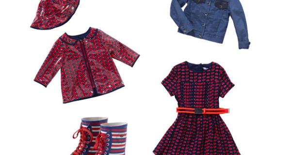 Little Marc Jacobs, i vestiti per la primavera delle bambine