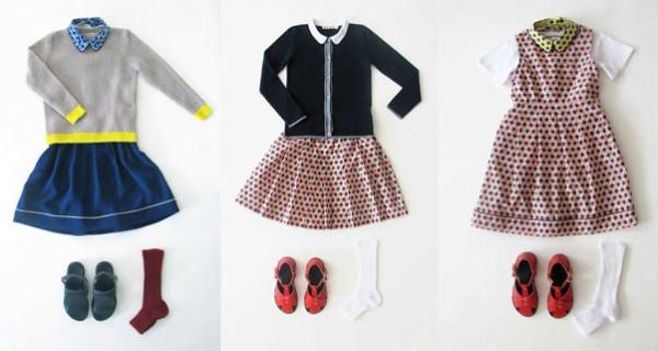 Marni Children, la nuova collezione bambina per la Primavera Estate 2013