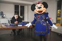 Disneyland Paris festeggia 20 anni con una sfilata. Gli abiti indossati dai personaggi Disney