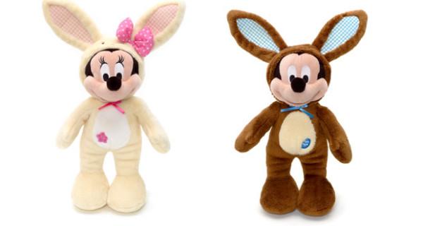 Dolci regali per Pasqua: Minnie e Topolino al profumo di cioccolato