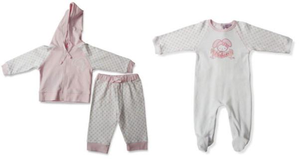 Pynkiss e Hello Kitty insieme con una nuova collezione per neonati