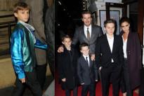 Romeo Beckham, protagonista della campagna PE 2013 di Burberry
