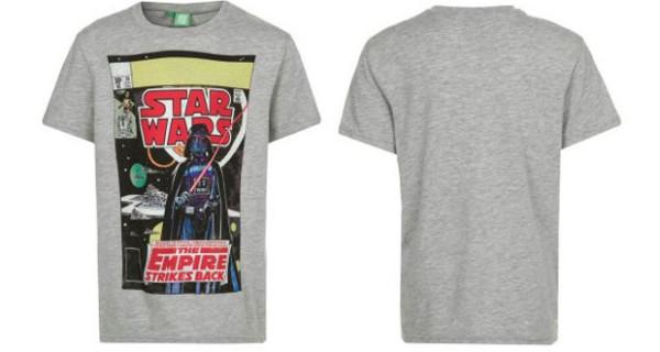 La t-shirt per bambino di Star Wars firmata Benetton