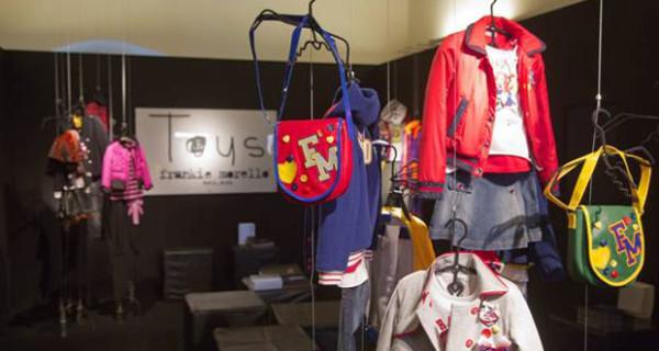 Nasce l'universo Frankie Morello Toys, abiti e scarpe per bambini alla moda