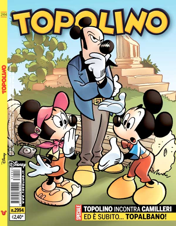 Disney-topolino