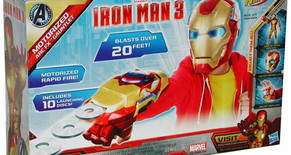 In attesa dell'uscita nei cinema di Iron Man 3, ecco tutti i gadget per la prossima estate