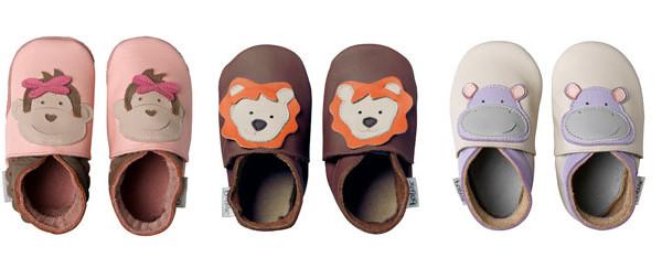 Bobux presenta le nuove babbucce in pelle amate da mamme e bambini