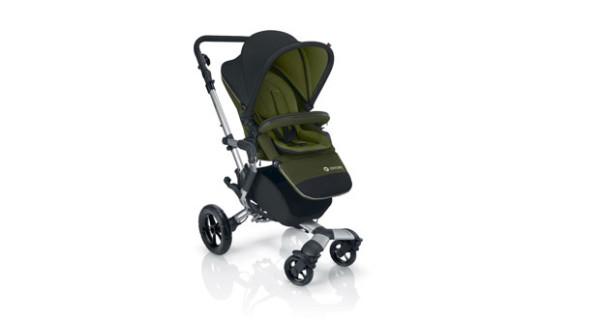 Concord presenta Neo, il passeggino per bambini comodo e maneggevole