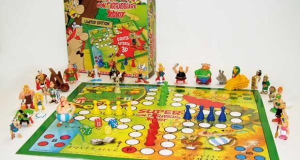"""Asterix e Obelix protagonisti del gioco """"Non T'Arrabbiare Classic"""". Ecco come giocare"""