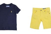 T-Shirt e bermuda Jeckerson per bambino. Prezzo e caratteristiche