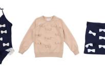Vestiti con i fiocchi! La collezione PE 2013 per bambina di Mini Rodini